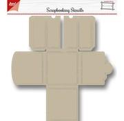Joy!Crafts / Jeanine´s Art, Hobby Solutions Dies /  Scrap Mini Album