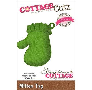 Cottage Cutz Skæring og prægning dør: Handsker Udsmykning