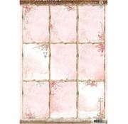Studio Light Die taglio foglio A4: dolce la stagione invernale, con 9 etichette pretagliate, 170 gr