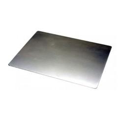Placa de metal (placa de ajuste), tamaño: A4 Esta placa crea una presión adicional para los motivos de perforación de filigrana.