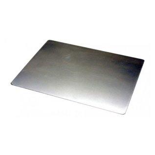 MASCHINE und ZUBEHÖR Metalen plaat Formaat: A4 Deze plaat creëert extra druk voor filigraan stootmotieven.