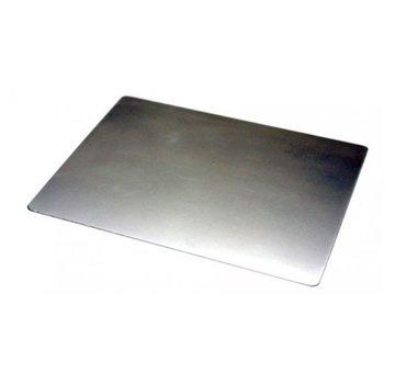 MASCHINE und ZUBEHÖR Metalen plaat (Shim Plaat), Grootte: A4 Deze plaat creëert extra druk voor filigraan stootmotieven.