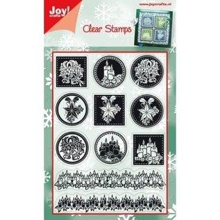 Stempel / Stamp: Transparent Transparante stempel