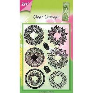 Stempel / Stamp: Transparent Gennemsigtig stempelmotiv