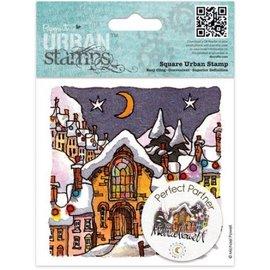 Docrafts / Papermania / Urban Caoutchouc (caoutchouc) Stamp