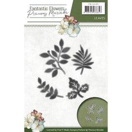 Precious Marieke stampi per taglio e goffratura: foglie
