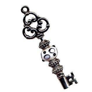 Embellishments / Verzierungen Ornamenten / versieringen: 1 Vintage Key