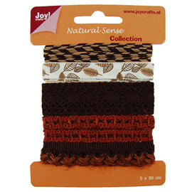 Joy!Crafts / Jeanine´s Art, Hobby Solutions Dies /  Nastri senso naturale, nastri set