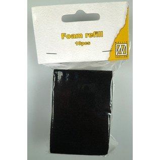 BASTELZUBEHÖR, WERKZEUG UND AUFBEWAHRUNG 10 Refill foam pads