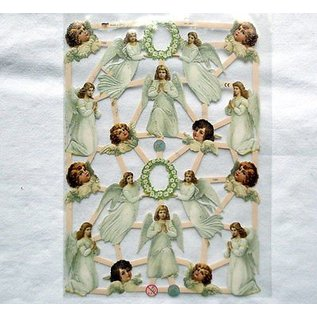 Bilder, 3D Bilder und ausgestanzte Teile usw... Shine pictures with 16 angels
