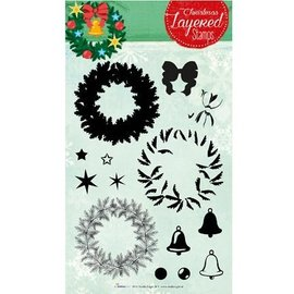Marianne Design Layered Stempel, A5 Format
