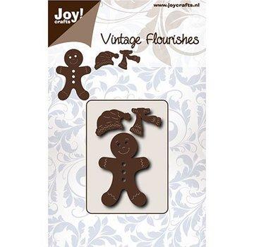 Joy!Crafts / Jeanine´s Art, Hobby Solutions Dies /  Skæring dies: Gingerbread mænd