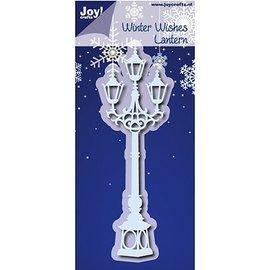 Joy!Crafts / Jeanine´s Art, Hobby Solutions Dies /  Stanzschablonen: Winter Wishes, vintage Laterne - zurück vorrätig!