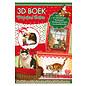 Bücher, Zeitschriften und CD / Magazines Bastelbuch per la progettazione di 20 Gatti di Natale, mappe 3D