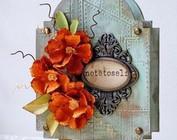 Divers ornements / embellissements pour la conception des cartes et décorations