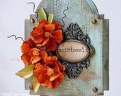 Various embellishments / embellishments for designing on cards and decorations