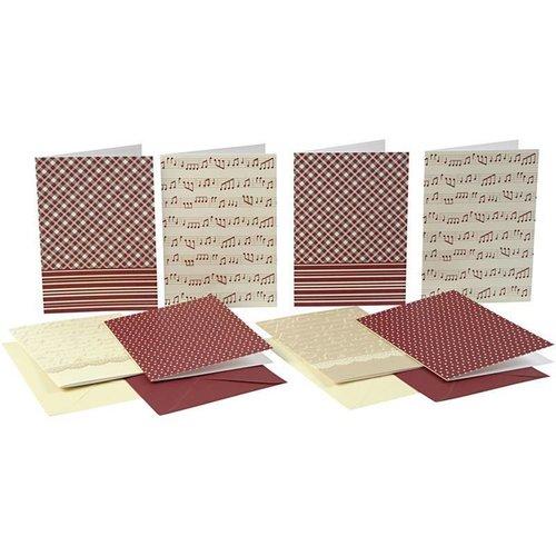 papier / doos / kaarten en accessoires