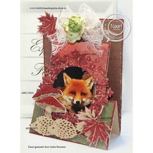 Joy!Crafts / Jeanine´s Art, Hobby Solutions Dies /  Stanzschablonen: Efeukranz Efeu