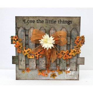 Joy!Crafts / Jeanine´s Art, Hobby Solutions Dies /  Cutting and embossing die: ivy wreath