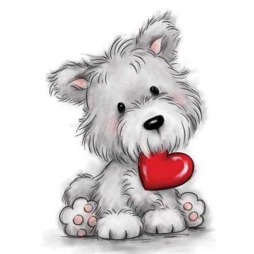 Coeur / amour / jour