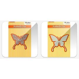 Nellie Snellen modèles de coupe et gaufrage: papillon