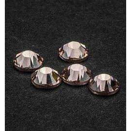 Swarovski Perlen, 48 Stück, 4 mm, Crystal Vintage Rose