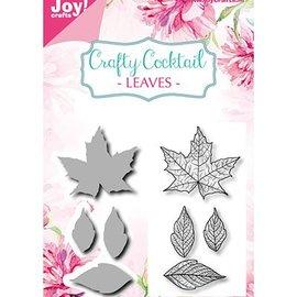 Joy!Crafts / Jeanine´s Art, Hobby Solutions Dies /  Fustelle + corrispondenza timbro: Leaves
