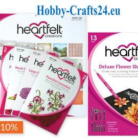 Heartfelt Creations aus USA Kit de completar Camelia clavel Colección Deluxe + flor Shaping