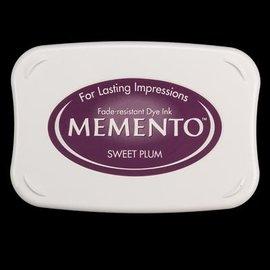 FARBE / STEMPELKISSEN Memento groot formaat: 96x67mm, Kleur: Sweet Plum