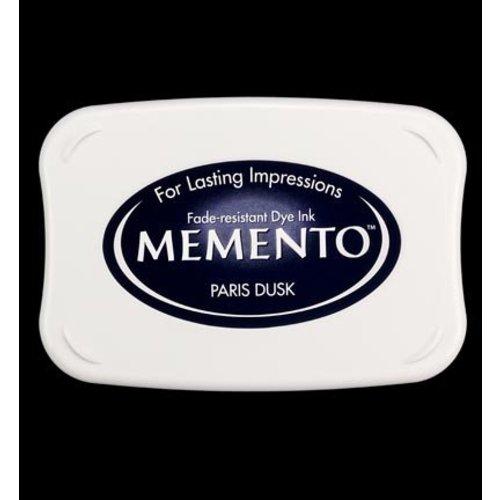 FARBE / STEMPELKISSEN Memento groß Format: 96x67mm, Farbe: Paris Dusk