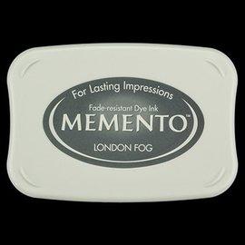 FARBE / STEMPELKISSEN Memento de gran tamaño: 96x67mm, color: Londen Niebla