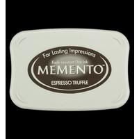 Memento grandi dimensioni: 96x67mm, Colore: Espresso Tartufo