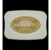 FARBE / STEMPELKISSEN Memento groot formaat: 96x67mm, Kleur: Toffee Crunch