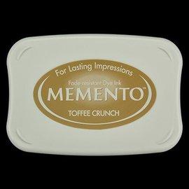 FARBE / STEMPELKISSEN Memento de gran tamaño: 96x67mm, color: Toffee Crunch