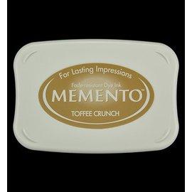 FARBE / STEMPELKISSEN Memento grandi dimensioni: 96x67mm, Colore: Toffee Crunch