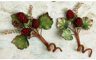 forskellige ornamenter
