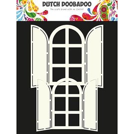Dutch DooBaDoo Dutch DooBaDoo, modello artistico: Card Art Windows