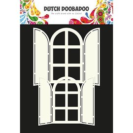Dutch DooBaDoo Dutch DooBaDoo, Kunstschablone: Card Art Windows