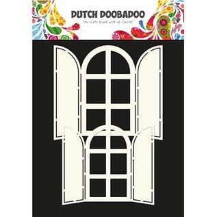 Dutch DooBaDoo Dutch DooBaDoo, Kunstschablone: Card Art Windows