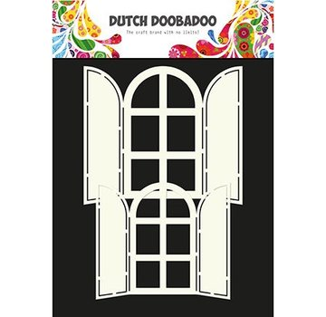 Dutch DooBaDoo Dutch DooBaDoo, modello artistico: Card Art Windows