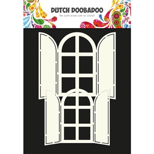 Dutch DooBaDoo Hollandsk DooBaDoo, kunstmal: Card Art Windows