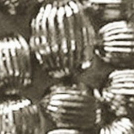 Schmuck Gestalten / Jewellery art Arte de la joyería ranuras de perlas, plata, 8mm