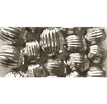 Schmuck Gestalten / Jewellery art Gioielli d'arte scanalature perle, argento, 8 mm