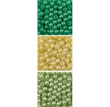 Schmuck Gestalten / Jewellery art perline Gioielli Art Trio acrilico, 3mm