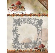 AMY DESIGN AMY DESIGN, Cutting and embossing template, decorative frame, size: approx. 13 x 13 cm