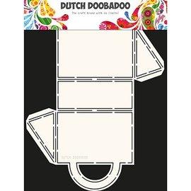 Dutch DooBaDoo Kunst Skabelon: Box Art Suite Case
