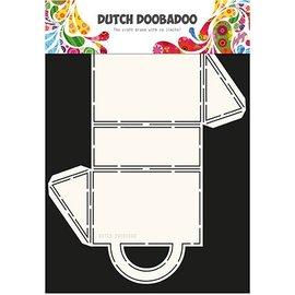 Dutch DooBaDoo Art template: Box Art Suitecase