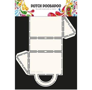 Dutch DooBaDoo Kunstschablone: Box Art Suitecase