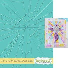 Taylored Expressions Preging mapper / Embossingfolder