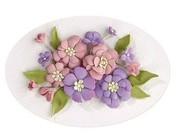design créatif fleur 3D
